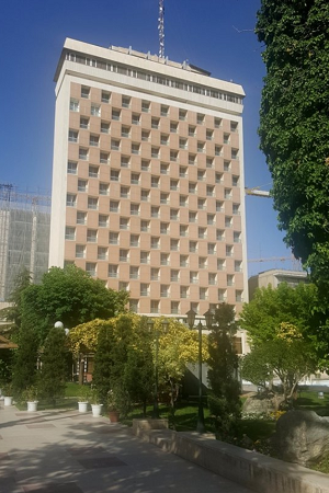 Homa Hotels in Iran